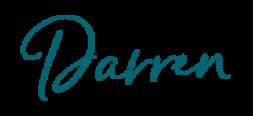 Darren Signature